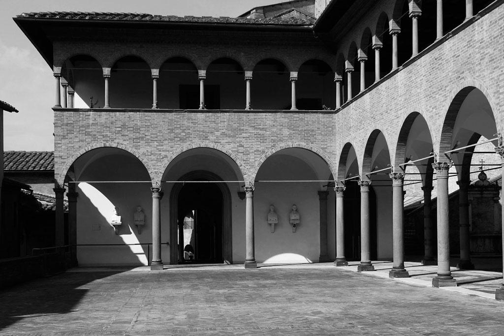 Viae siena santa caterina for 2 case di storia in florida